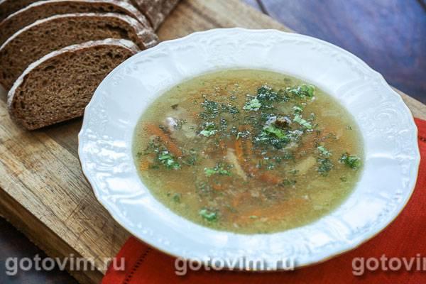 Готовим вкусный суп из утки