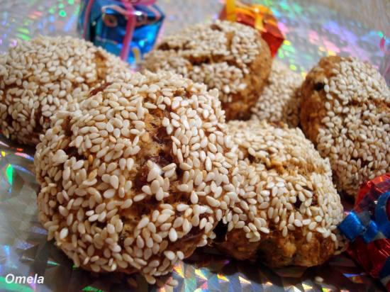 Кунжутное печенье - вкусные и простые рецепты хрустящего лакомства