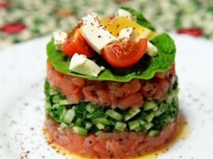 Тартар из лосося рецепт с фото, как приготовить на webspoon.ru