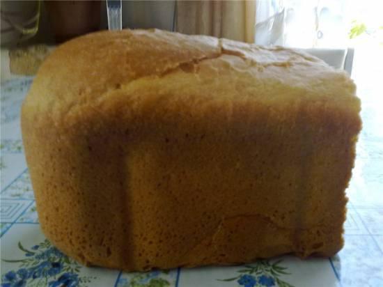 Хлеб с маслинами,чесноком и прованскими травами в хлебопечке