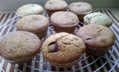 Мятный кекс, шоколадно-мятные кексы: рецепт - рецепты
