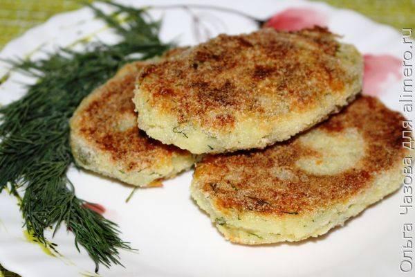 Постные картофельные котлеты — рецепт плюс секреты удачного приготовления