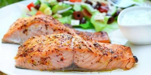 Лосось в духовке - лучшие рецепты запеченного в духовке лосося