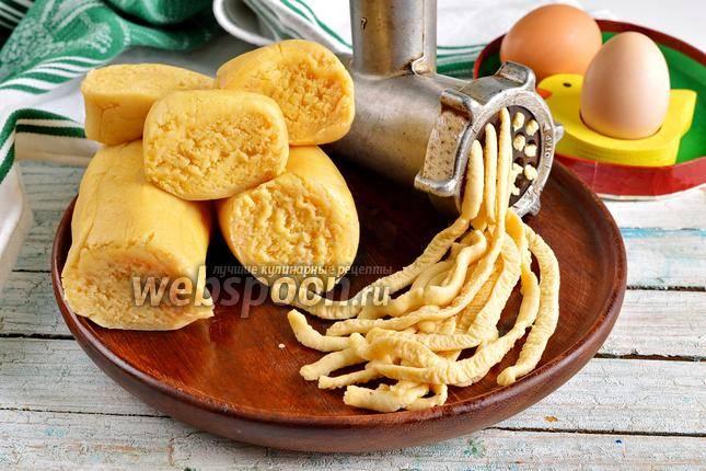 Печенье через мясорубку: 7 рецептов из детства
