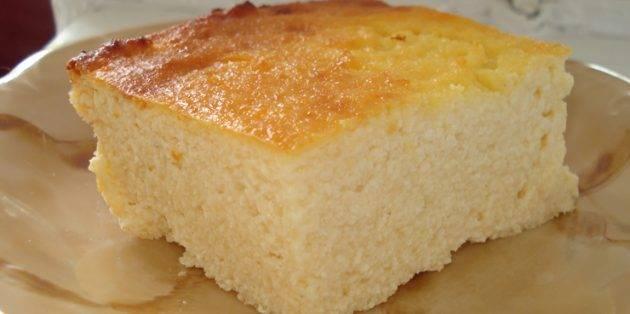 Творожная вкусная запеканка с тыквой: 7 простых рецептов