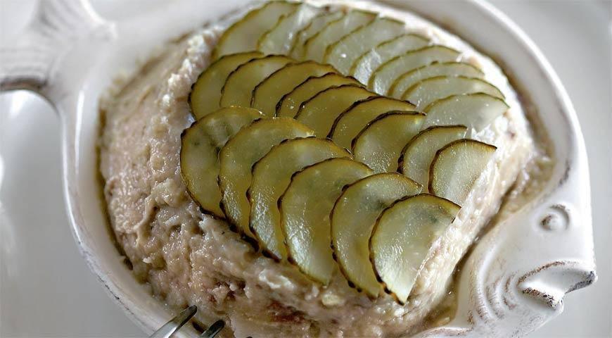Форшмак (фаршмаг) из селедки — классический рецепт и его вариации