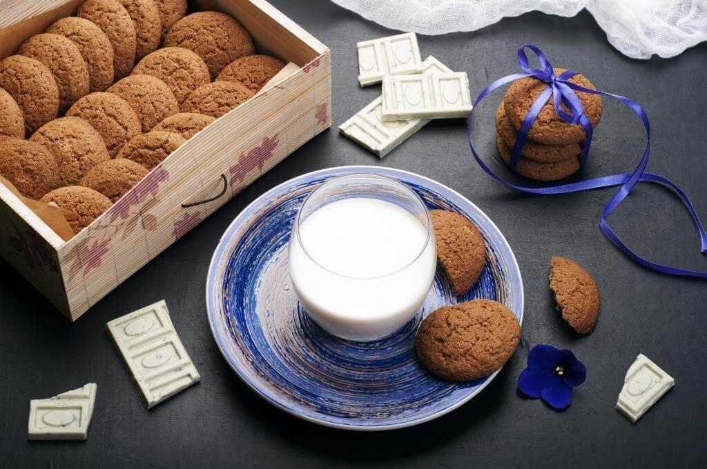Про детское печенье