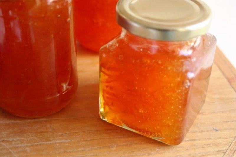 Апельсиновый джем с лимоном за 30 минут - рецепт с фотографиями - patee. рецепты
