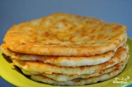 Рецепты лепешки с кунжутом