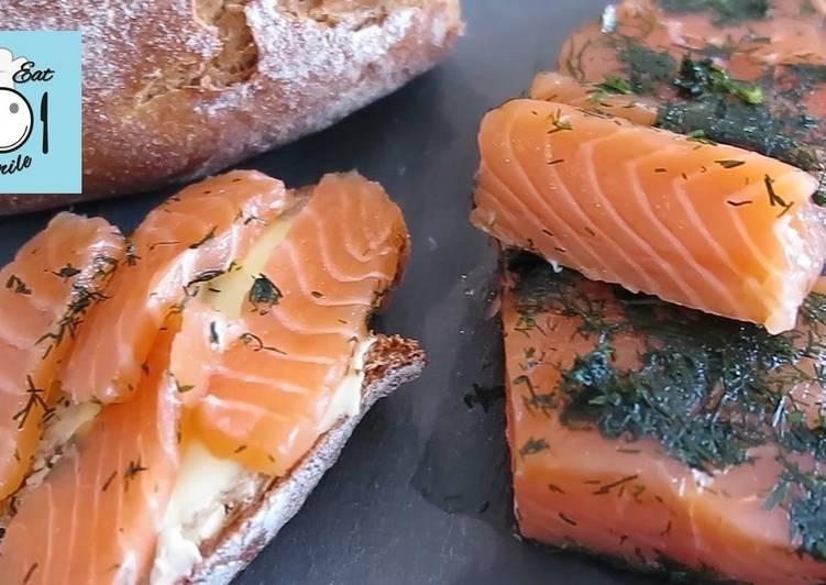 Как быстро солить горбушу, кету, форель, лосось и другую красную рыбу в домашних условиях: рецепт + фото