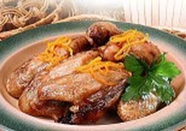 Имбирно-медовый кекс с перцем