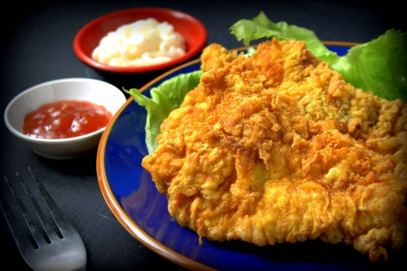 Куриное филе в кляре - рецепты джуренко