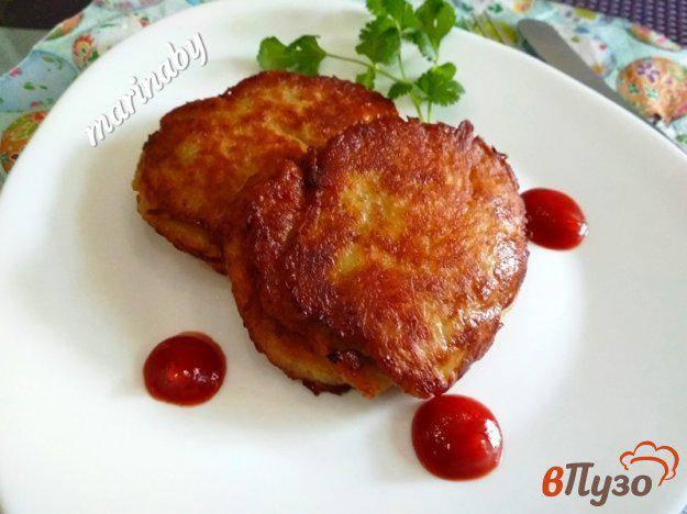 Драники картофельные рецепт с грибами