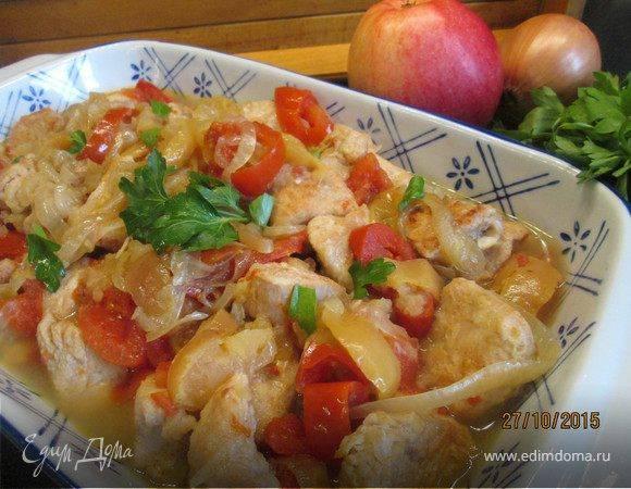Стейк из индейки - 6 домашних вкусных рецептов приготовления