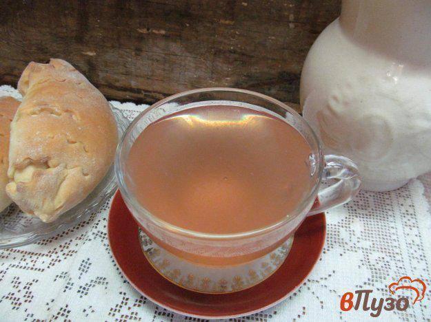 Сладкие пирожки из дрожжевого теста с яблоками и тыквой