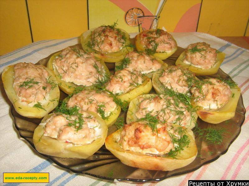 Картофель в духовке – 19 рецептов приготовления в домашних условиях