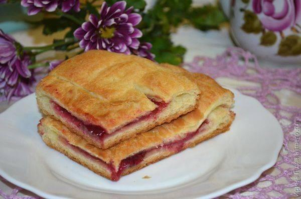 7 пирогов с брусникой для любителей кисло-сладких сочетаний