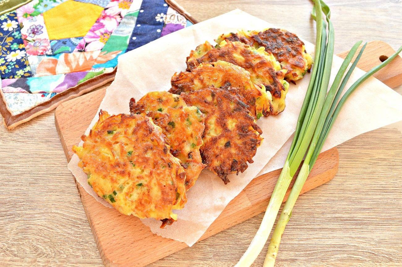 Драники с луком – 5 рецептов приготовления картофельных драников