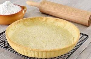 Тесто для пирога - рецепты заливной, песочной, дрожжевой основы для выпечки