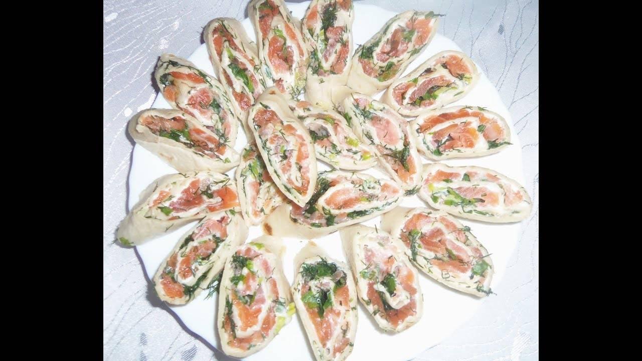Закуски из лосося на праздничный стол пасхи 2019 года — 10 рецептов приготовления