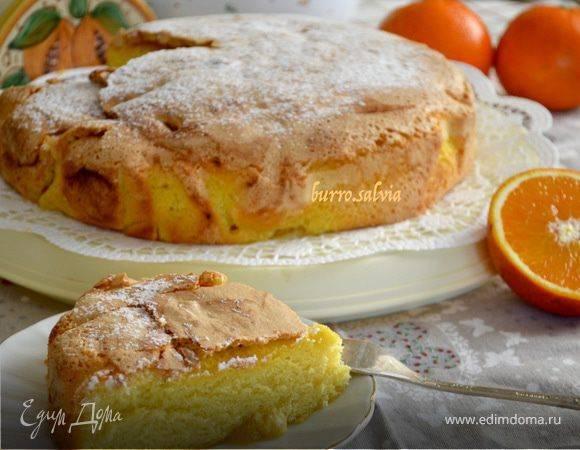 Лимонный пирог - восхитительное лакомство с освежающим вкусом!