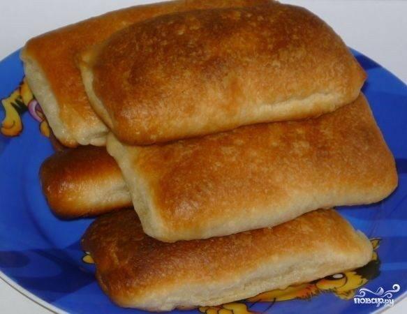 Пирожки с сыром (брынза)