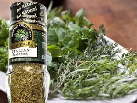 Итальянские травы приправа применение
