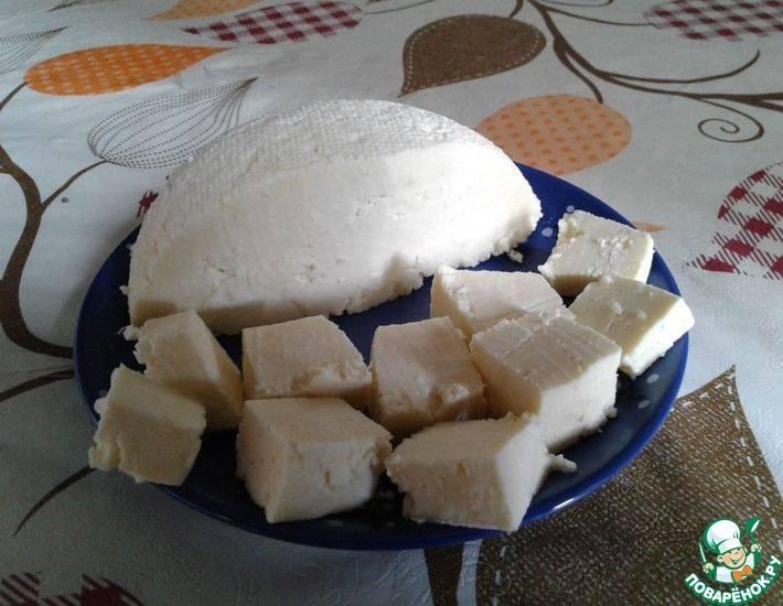 Как приготовить традиционный индийский сыр Панир в домашних условиях