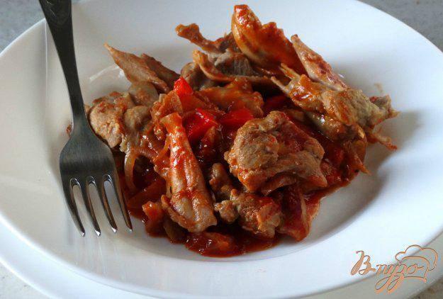 Треска тушеная с овощами: вкусный рецепт