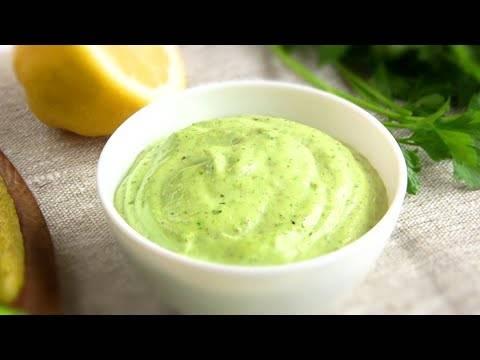 Домашний соус ремулад за 15 минут