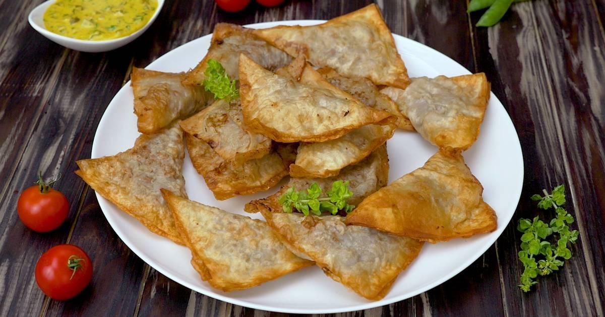 Ленивые чебуреки из тортильи - рецепт с фотографиями - patee. рецепты