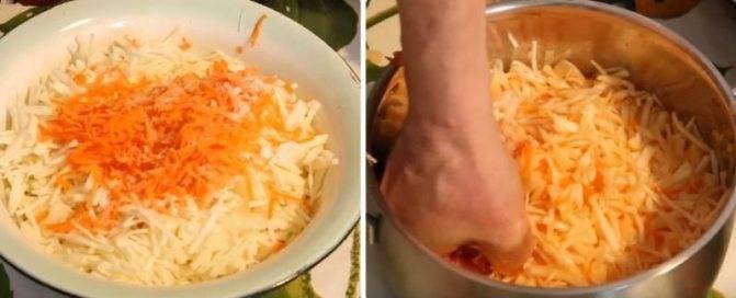 "Квашеная капуста ""прабабулин рецепт"""
