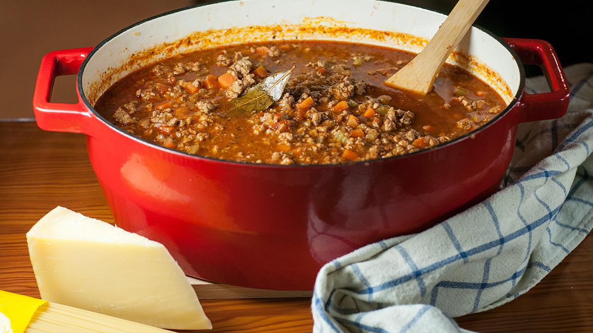 Болоньезе: восхитительный итальянский соус для спагетти