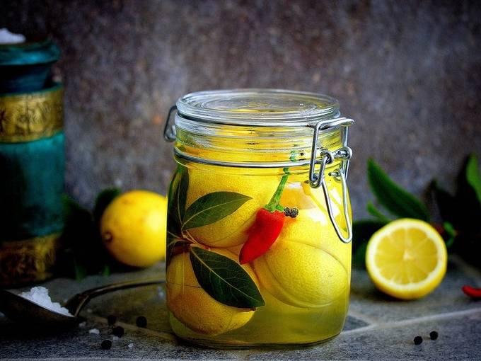 Лимоны на зиму — рецепты домашних заготовок