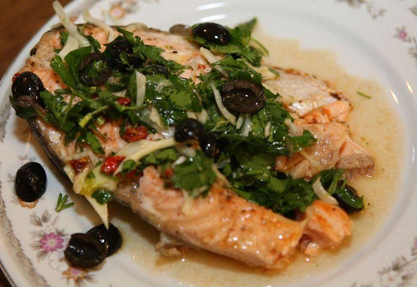 Что приготовить из лосося: 8 невероятно вкусных блюд на скорую руку
