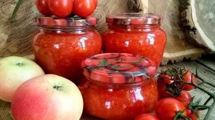 Домашние заготовки аджика с яблоками. аджика с яблоками и помидорами острая. аджика с яблоками на зиму — лучшие рецепты приготовления