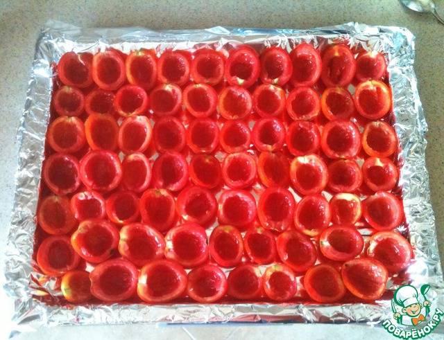 Как вялить помидоры дома? рецепт вяленых помидоров