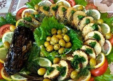 Как приготовить фаршированную рыбу в духовке?