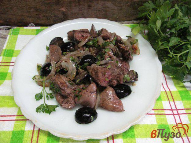 Маринад для куриной печени –  куриная печень под маринадом, рецепты с фото