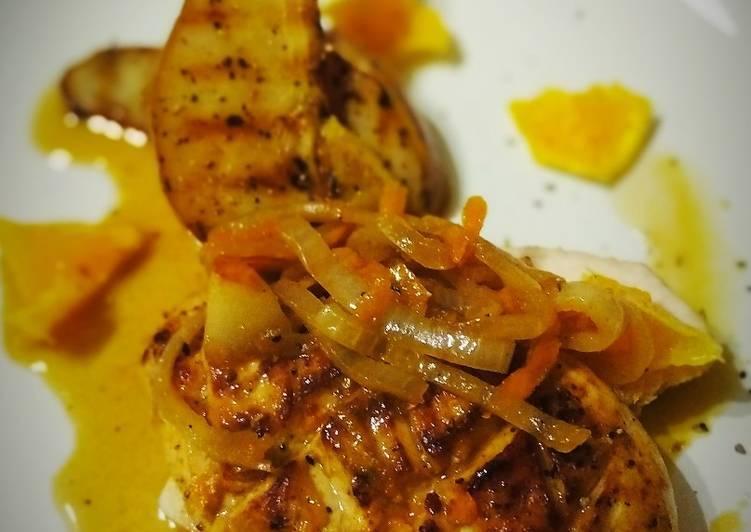 Куриные рецепты )   курица в сливочном соусе | метки: чесночный, чесночный