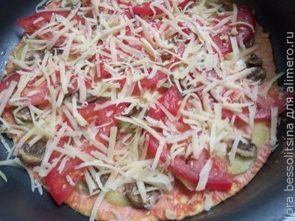 Пицца на тортилье - рецепт с фотографиями - patee. рецепты