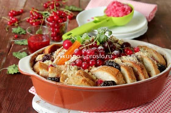 Перекус – рецепты на поварёнок.ру