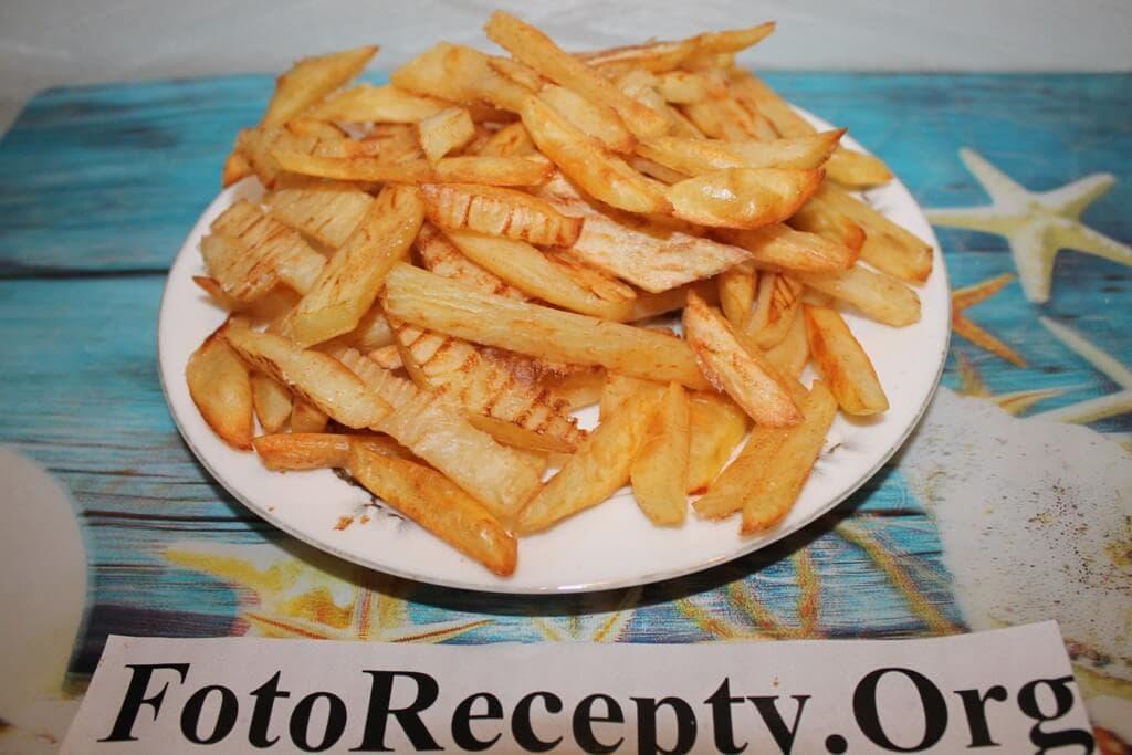 Пп блюда из картофеля