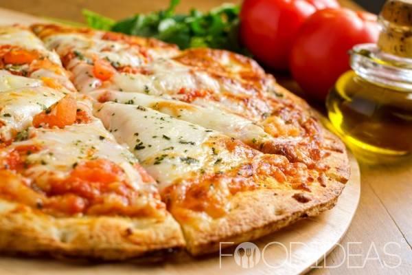 Знаменитая пицца маргарита для королевы