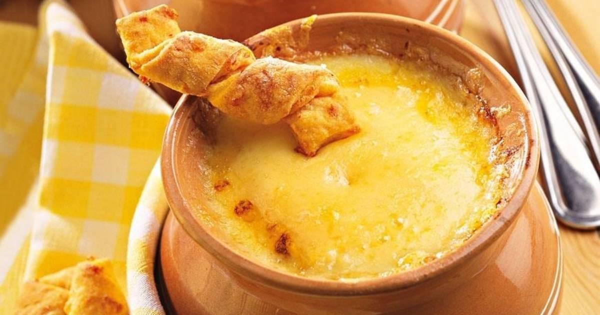 Французский луковый суп - проверенный рецепт