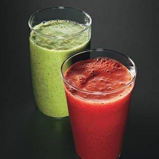 Домашний витаминный коктейль за 10 минут