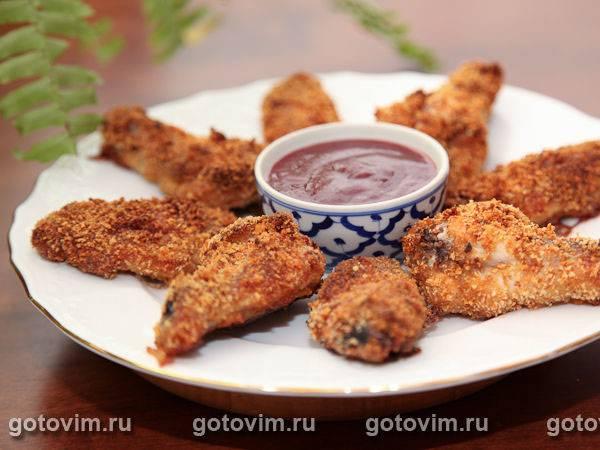 Куриные крылья в духовке с хрустящей корочкой — самые вкусные рецепты крылышек