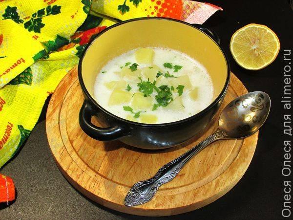 Финский рыбный суп со сливками: классический рецепт