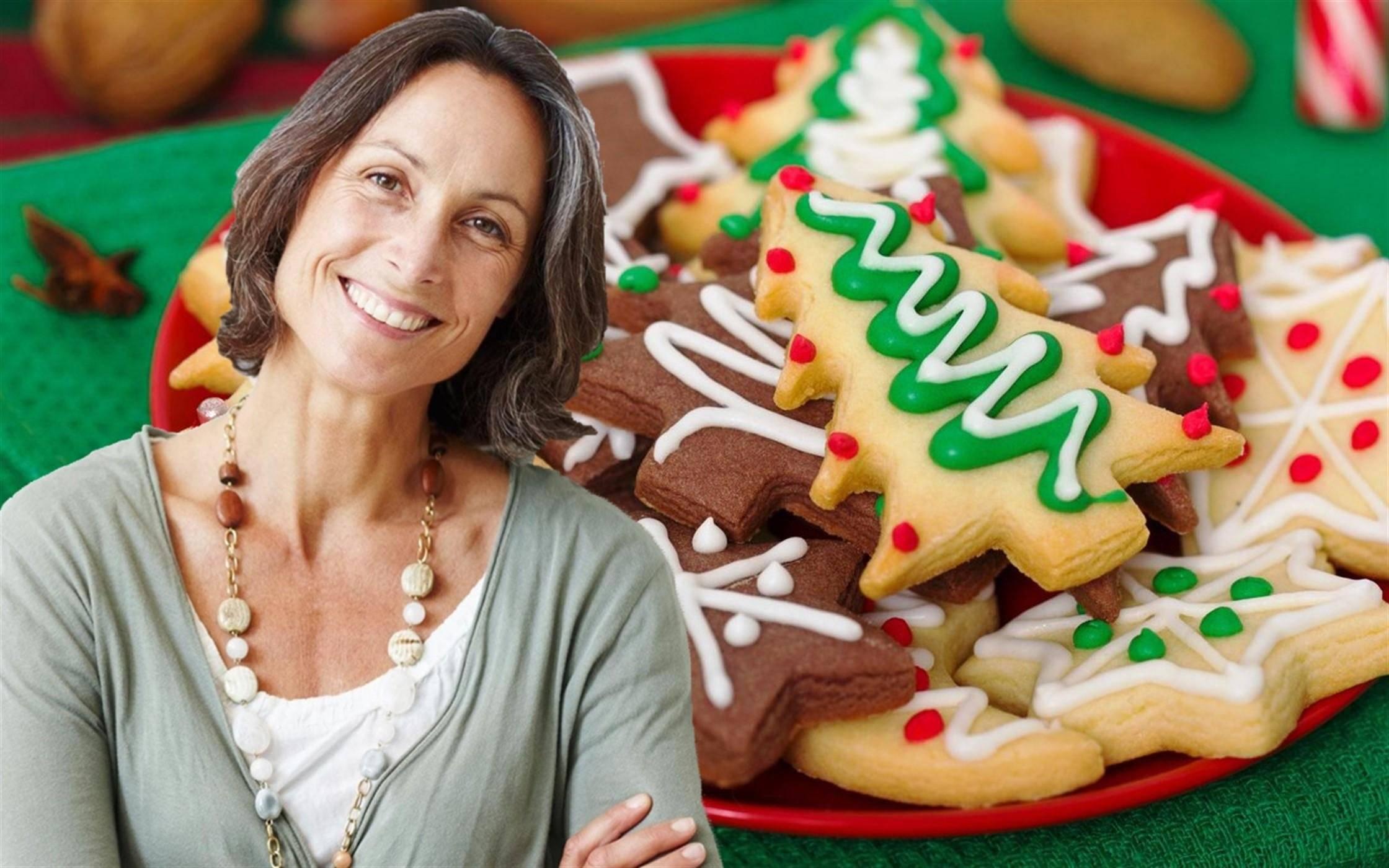 """Вкусное имбирное печенье с корицей — станет вашим """"фирменным"""" десертом"""