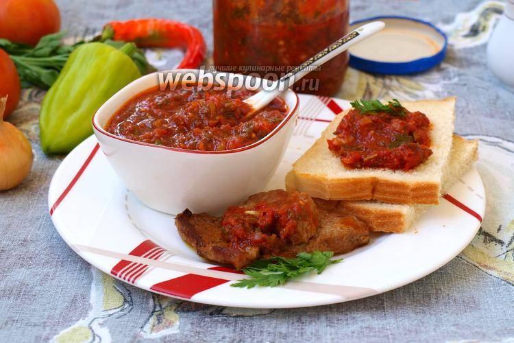 Соус из томатной пасты — 8 рецептов для разных блюд